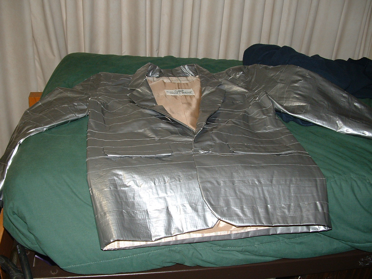 Duct Tape Jacket 4