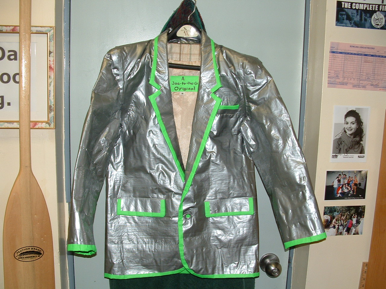 Duct Tape Jacket 7
