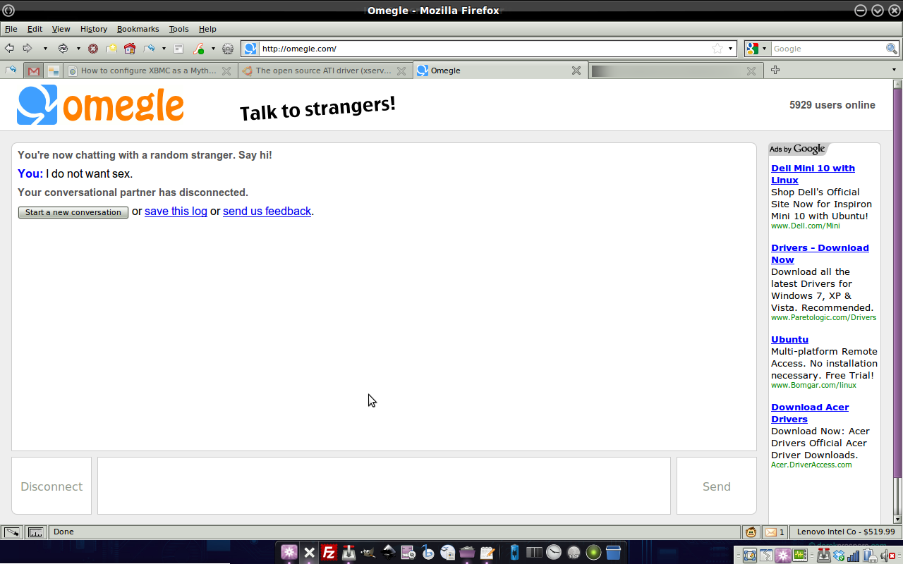 hot dating omegle